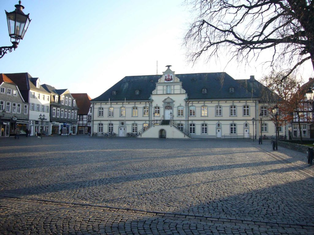 Lippstadt Rathaus